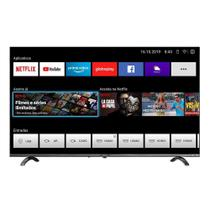 "Smart TV Philco PTV55Q20SNBL 55"", 4K, LCD, LED, HDMI, Netflix -"