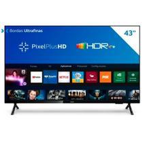 Smart TV Philips 43 43PFG6825/78 Full HD HDR 3 HDMI 2 USB Wifi -