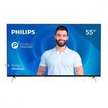 Smart TV Philips 55 Polegadas 4K UHD WiFi Bluetooth 55PUG7625 -