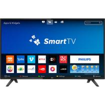 Smart TV Philips LED 43 Polegadas Full HD 2 USB 2 HDMI Wi-Fi - 43PFG5813