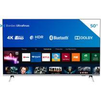 Smart TV Philips LED 4K 50PUG6654/78 -