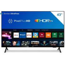 "Smart TV Philips LED Full HD 43"" 43PFG6825/78, 3 HDMI, 1 USB, Wi-fi Integrado -"