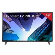 Smart TV Pro 49 Polegadas LED Ultra HD 4K 49UM731C LG -