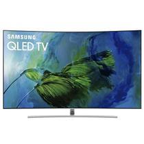 "Smart TV QLED 65"" Samsung QN65Q8CAM Tela Curva 4K Ultra HD HDR Wi-Fi 3 USB 4 HDMI e 240Hz -"