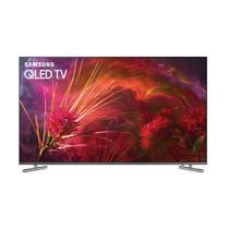 Smart Tv QLED Samsung 55 Ultra HD 4K HDMI USB QN55Q6FAMGXZD - Samsung Som Imagem