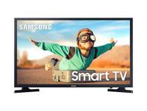 "Smart TV Samsung 32"" Tizen, LED, HD - Preta - 32T4300 -"