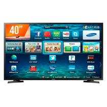Smart TV Samsung 40 Polegadas Led Full HD LH40RBHBBBG/ZD