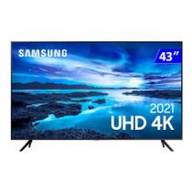 Smart TV Samsung 43 LED 4K Crystal Wi-fi -