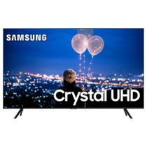 Smart TV Samsung 50 Polegadas LED Crystal UHD 4K com Bluetooth HDR Premium HDMI e USB - Samsumg