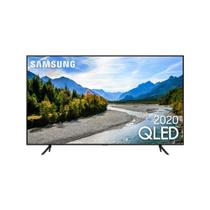 Smart TV Samsung 55 4K QLED 55Q70T - Pontos Quânticos -