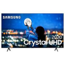 Smart TV Samsung 55 Polegadas LED Crystal UHD 4K UN55TU7000GXZD com Bluetooth HDMI e USB - Samsumg