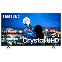 Smart TV Samsung 55 Polegadas LED Crystal UHD 4K UN55TU7000GXZD com Bluetooth HDMI e USB - Samsumg