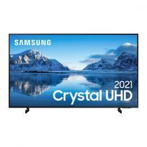 Smart Tv Samsung 60 Polegadas UHD 4K Crystal LED HDMI USB 60AU8000 -
