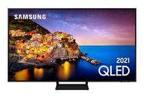 """Smart TV Samsung  65"""" QLED 4K 65Q70A, Modo Game, Processador IA, Som em Movimento Virtual, Tela sem limites, Design slim, Alexa built in -"""