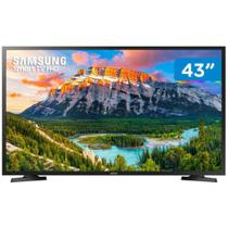 Smart TV Samsung Full HD LED 43 Pol J5290 Orsay Wi-Fi 2 HDMI 1USB