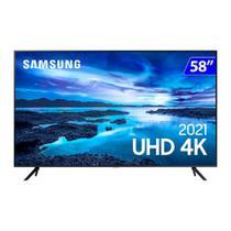 Smart TV Samsung LED 58 4K Wi-Fi Tizen Crystal -