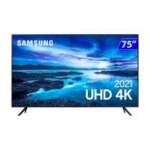 Smart TV Samsung LED 75 4k Wi-Fi Tizen Comando de Voz -