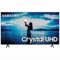 "Smart TV Samsung LED UHD 4K 55"" Crystal UN55TU7020GXZD -"