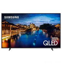 "Smart TV Samsung QLED 4K 65"" com Modo Game, Tela sem limites, Alexa built in e Wi-fi - 65Q60AA -"