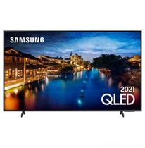 "Smart TV Samsung QLED 4K 65"" com Modo Game, Tela sem limites, Alexa built in e Wi-fi QN65Q60AAGXZD -"