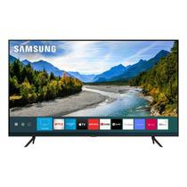 "Smart TV Samsung QLED Q60T 50"", Borda Ultrafina, Design com Cabos Escondidos -"