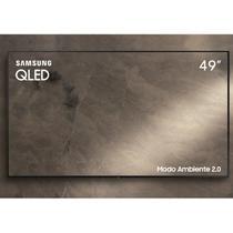 """Smart TV Samsung QLED UHD 4K 49"""" QN49Q60RAGXZD Pontos Quânticos Modo Ambiente HDR 500 -"""