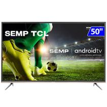 Smart Tv Semp 50 Polegadas 4K UHD Led Smart HDMI USB 50SK8300 - Semp Toshiba
