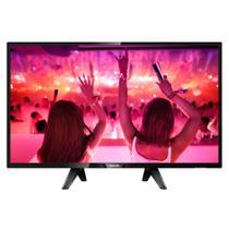 "Smart TV Slim LED 32"" Philips 32PHG5102 Full HD, Conversor Digital, USB, HDMI -"