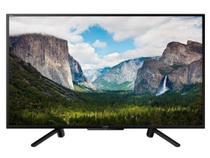 "Smart TV Sony Bravia 50"" LED Full HD WiFi X-Reality Pro - Preta - KDL50W665F -"