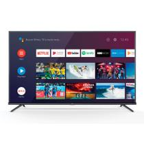 "Smart TV TCL 65"" LED 4K UHD 65P8M, Android TV, Wi-Fi, Bluetooth e Controle com Comando de Voz - Lg"