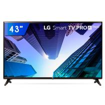 Smart TV ThinQ LG Pro LED Full HD 43 Polegadas HD HDMI Wifi Conversor Digital - 43LK571Cital