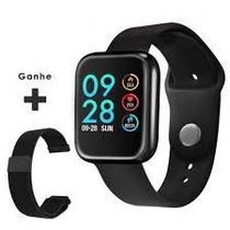 Smart Watch Relógio P70 Inteligente Saúde Sports Fitness Tracker - Abc