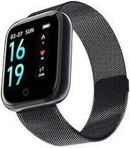 Smart Watch Relógio P70 Inteligente Saúde Sports Fitness Tracker - MJX -