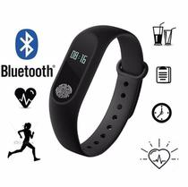 Smartband Watch M2 Bluetooth Relógio Inteligente Ios Android