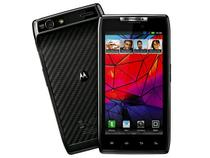 Smartphone 3G Motorola RAZR Android 2.3 Vivo - Câmera 8MP Filma em Full HD Wi-Fi 8GB