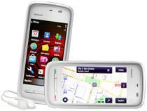 Smartphone 3G Nokia 5230 Desbloqueado TIM - Symbian OS 9.4 - Câmera 2MP Bluetooth Cartão 2GB