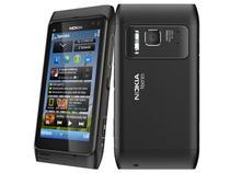Smartphone 3G Nokia N8 Wi-Fi Desbloqueado TIM - Câmera 12MP MP3 Player Bluetooth A-GPS Mini HDMI