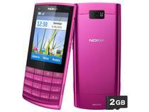 Smartphone 3G Nokia X3-02 Touch Desbloqueado TIM - Câmera 5MP Wi-Fi Bluetooth Cartão 2GB