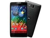 "Smartphone 4G Motorola RAZR HD Android 4.0 - Câmera 8MP Tela 4.7"" Proc. Dual Core e Wi-Fi"