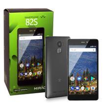 Smartphone 82S Mirage Sensor de Impressão Digital 4G Tela 5,5 2GB Ram 16GB Dual Câmera Quad Core Preto -