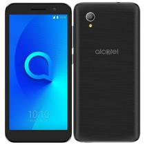 "Smartphone Alcatel 1 Dual Chip, Preto, Tela 5"", 4G+Wifi, Android Oreo Go, 8MP, 8GB -"