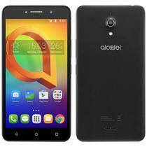 """Smartphone Alcatel A2 XL, 6"""", 3G, Android 5.1, 13MP, 16GB - Preto -"""