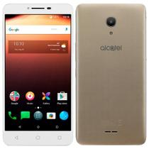 """Smartphone Alcatel A3 XL Max, 6"""", 4G, Android 7.0, 8MP, 32GB - Dourado -"""