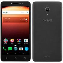 "Smartphone Alcatel A3 XL Max, Dual Chip, 6"", 4Gi, Android 7.0, 8MP, 32GB - Cinza -"
