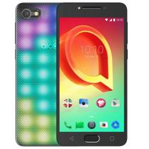 Smartphone Alcatel A5 5085J Prata, Dual Chip, Tela 5.2, Câm. 16MP, 16GB, Android 6.0