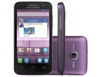 """Smartphone Alcatel One Touch MPop Dual Chip - 3G Câm. 5MP Tela 4.0"""" Android 4.1"""