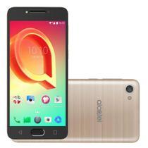 Smartphone Alcatel Ot-5085 A5 Max Led Edition 32GB 3GB RAM Dourado -