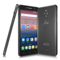"""Smartphone Alcatel Pixi 4, 6""""qHD, 3G, Android 5.1, 13MP, 8GB - Preto -"""