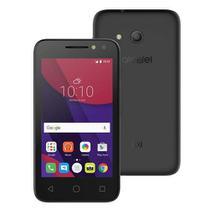 Smartphone Alcatel PIXI4 4.0 2017 Preto Câmera 8MP+5MP -