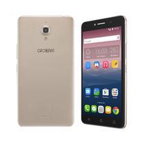 "Smartphone Alcatel PIXI4, 6"", 3G, Android 5.1, 13MP, 8GB - Dourado -"